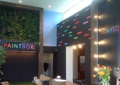 Paintbox lobby