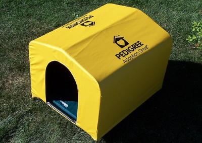 Pedigree doggy tent