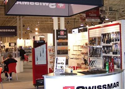Swissmar tradeshow booth 2