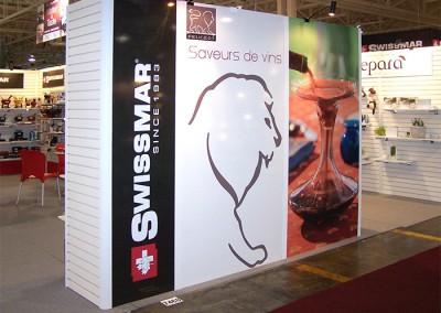 Swissmar tradeshow booth 3