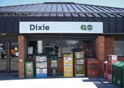 Go Station-Dixie Exterior Sign